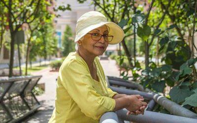 Senioren Make-up typgerecht und erlernbar