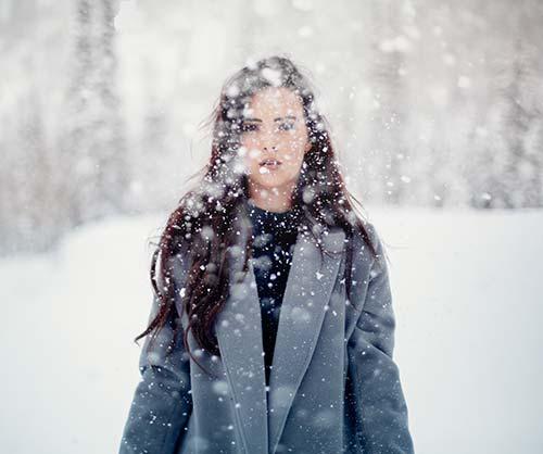 Winter-Kosmetik
